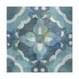 Patinaed Tile III Print by Naomi McCavitt