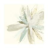 Floral Impasto IV Prints by June Vess