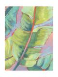 Vibrant Palm Leaves II Poster af Jennifer Goldberger