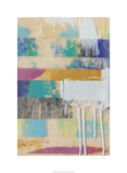 Vibrant Layers II Limited Edition by Jennifer Goldberger