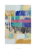 Vibrant Layers I Limited Edition by Jennifer Goldberger