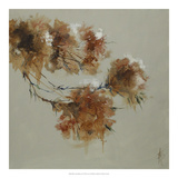 Rusty Spring Blossoms I Giclee Print by Anne Farrall Doyle