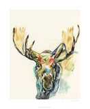 Hi Fi Wildlife I Limited Edition by Jennifer Goldberger