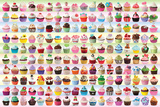 Cupcakes Galore Posters