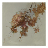 Rusty Spring Blossoms IV Giclee Print by Anne Farrall Doyle