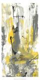Grey Movement I Prints by Joyce Combs