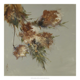 Rusty Spring Blossoms III Giclee Print by Anne Farrall Doyle