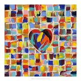 Love of Color II Posters by Carolee Vitaletti