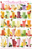 Smoothies Collage Prints