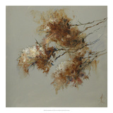Rusty Spring Blossoms II Giclee Print by Anne Farrall Doyle