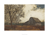 Erstwhile Barn II Limited Edition by Megan Meagher