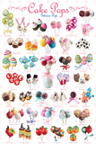 Cake Pops Sweet Collection Photo