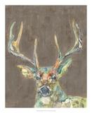 Rustic Wildlife I Kunst af Jennifer Goldberger