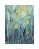 Stained Glass Forest I Limited Edition by Grace Popp