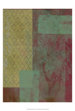 Brocade Tapestry I Print by Naomi McCavitt