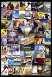 Canadian Pacific- Railroad Adventures Poster