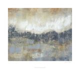 Cool Grey Horizon I Limited Edition by Jennifer Goldberger