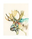 Hi Fi Wildlife IV Limited Edition by Jennifer Goldberger