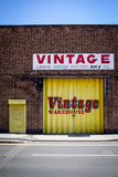 Vintage Clothing Warehouse Photographic Print by Ian Francis