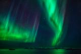 Aurora Borealis or Northern Lights, Stykkisholmur, Snaefellsnes Peninsula, Iceland Photographic Print by Ragnar Th Sigurdsson