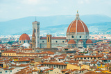 Cattedrale Di Santa Maria Del Fiore in Florence, Italy Photographic Print by  Alliance