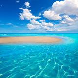 Fuerteventura Jandia Beach Sotavento at Canary Islands of Spain Photographic Print by  Naturewolrd