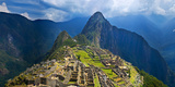 View on Machu Picchu, Cusco, Peru Photographic Print by Henk Meijer Photography