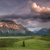 Vimy Peak, Water Lakes National Park, Alberta, Canada Photographic Print by Chris Cheadle