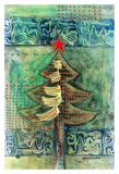 Par une belle nuit d'hiver Poster by Sylvie Cloutier