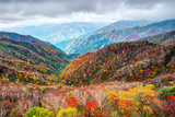 Landscape in Nikko National Park in Tochigi, Japan Photographic Print by Sean Pavone