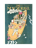 The New Yorker Cover - August 13, 1927 Regular Giclee Print by Julian de Miskey