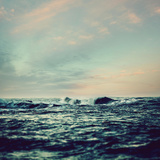 Sea Surf Photographic Print by sean gladwell