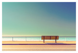 The Bench Print by Arnaud Bratkovic