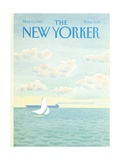 The New Yorker Cover - May 13, 1985 Regular Giclee Print by Charles E. Martin