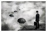 The Road Less Traveled Kunstdrucke von Alain Villeneuve