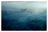 Land of Fog Prints by Rudi Gunawan
