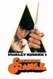 A Clockwork Orange- A Stanley Kubrick Movie Affiches