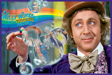 Willy Wonka- Rainbow Vision Posters