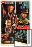 The Good, the Bad and the Ugly, 1966 (Il Buono, Il Brutto, Il Cattivo) Prints