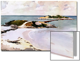 Gallows Island Prints by Winslow Homer