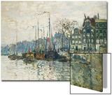 Amsterdam, 1874 Prints by Claude Monet