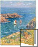 Ouessant, Jour de Calme, 1905 Print by Henry Moret