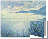 Coastal Scene, C. 1892-1893 Prints by Théo van Rysselberghe