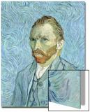 Self Portrait, 1889 Art by Vincent van Gogh