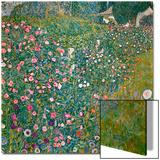 Italian Horticultural Landscape, 1913 Prints by Gustav Klimt