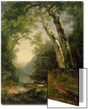 The Catskills, 1859 Posters by Asher Brown Durand