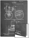 Antique Automobile Patent 1895 Posters