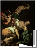 The Crucifixion of St. Peter, 1600-01 Posters by  Caravaggio