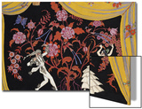 The Flamenco Posters by Georges Barbier