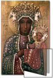 Black Madonna of Czestochowa Poster